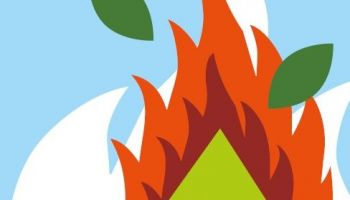 Exploitants agricoles: oui, ils peuvent procéder au brûlage des déchets verts